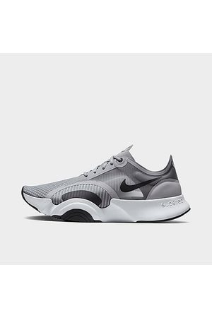 Nike Men's SuperRep Go Training Shoes in Grey Size 10.5