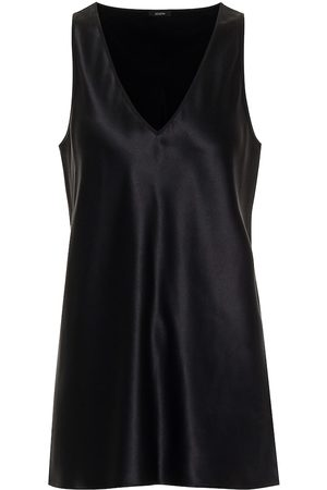 Joseph Belva silk satin tank top