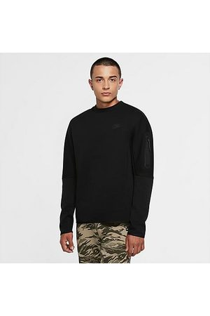 Nike Men's Sportswear Tech Fleece Crewneck Sweatshirt in Size Small Cotton/Polyester/Fleece