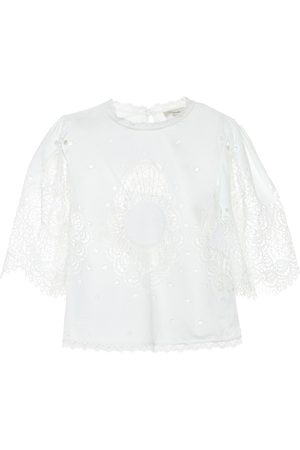 TEMPERLEY LONDON Judy lace top