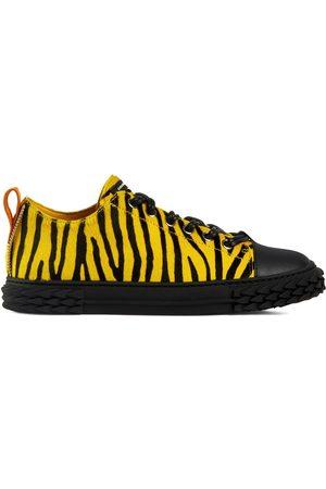 Giuseppe Zanotti Blabber zebra-print sneakers