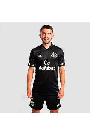 adidas Men Tops - Men's Celtic FC Pre-Match Soccer Jersey in