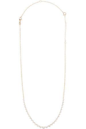 Jade Trau Women Necklaces - Penelope Large Diamond & 18kt Necklace - Womens