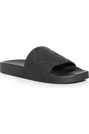 Bottega Veneta Men's Slide Sandals