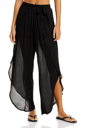 Aqua Swim Petal Beach Swim Cover-Up Pants - 100% Exclusive