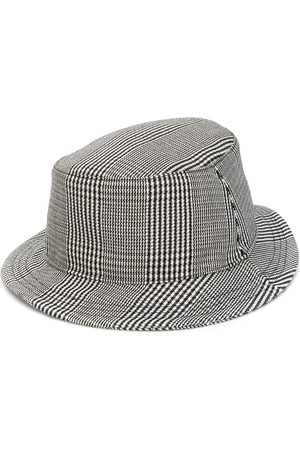 Thom Browne Men Hats - Cavalry twill bucket hat