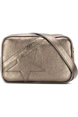 Golden Goose Metallic Star belt bag