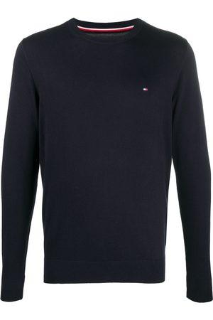 Tommy Hilfiger Embroidered logo jumper