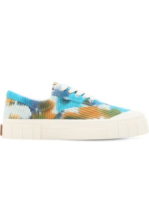 Good News Opal Tie Dye Corduroy Sneakers