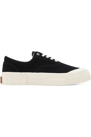 Good News Opal Low Top Cotton Sneakers