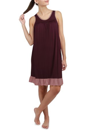 Savi Mom Women's Paris Maternity/nursing Nightie