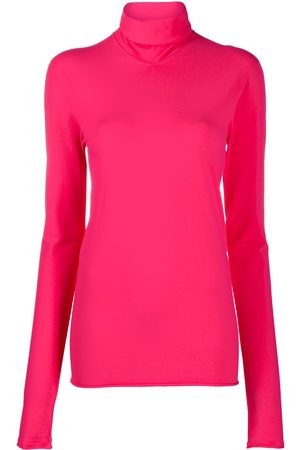 Bottega Veneta Roll-neck long-sleeve top