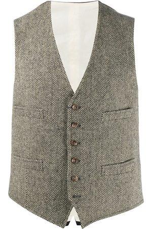 Polo Ralph Lauren Chevron waistcoat - Neutrals