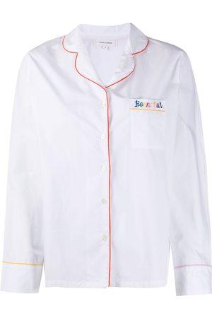 Chinti And Parker Bonne Nuit cotton pyjama set