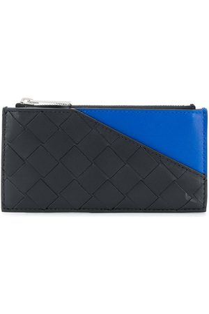 Bottega Veneta Bicolour card case