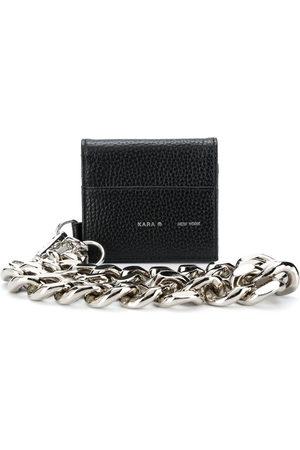 KARA Chain detail billfold wallet