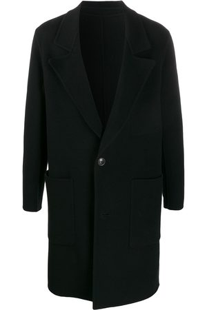 Ami Single-breasted unstructured coat