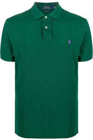 Polo Ralph Lauren Men Polo Shirts - Embroidered logo cotton polo