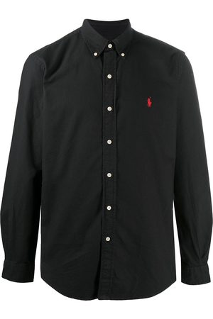 Polo Ralph Lauren Plain long-sleeved shirt