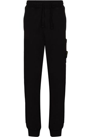 Stone Island Men Sweatpants - Cotton-fleece sweatpants