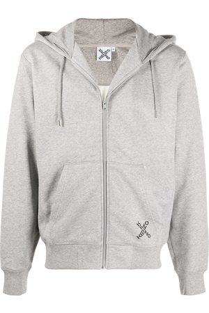 Kenzo Zip-up hoodie - Grey