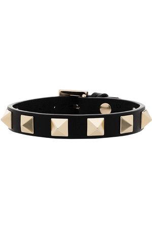 VALENTINO GARAVANI Rockstud buckled bracelet