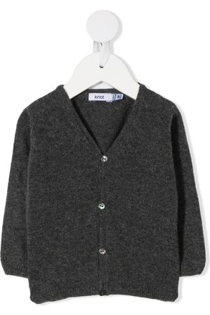 KNOT Knitted cardigan - Grey