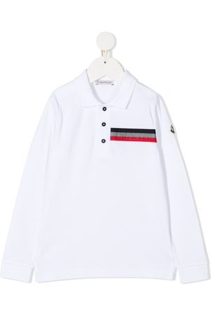 Moncler Boys Polo Shirts - Whitels polo shirt