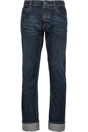 Prada Bootcut five-pocket jeans