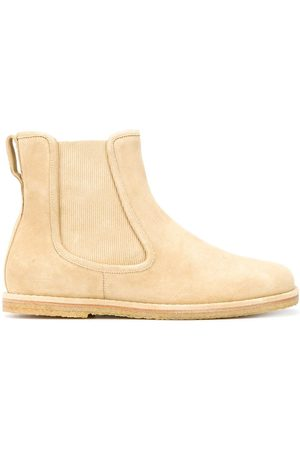 Loewe Suede ankle boots - Neutrals