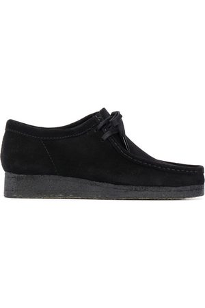 Clarks Men Formal Shoes - Wallabee suede derby shoes