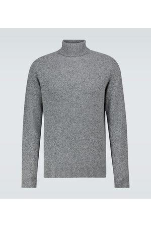 Sunspel Lambswool turtleneck sweater