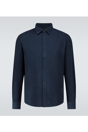 Sunspel Fine corduroy shirt