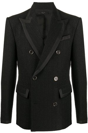 AMIRI Double-breasted fitted blazer