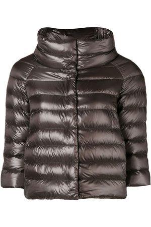 HERNO Women Puffer Jackets - Sofia puffer jacket - Grey