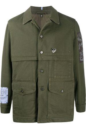 McQ Button-up shirt jacket