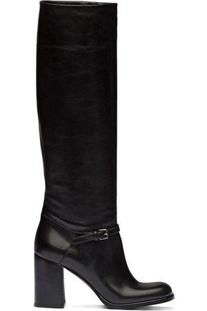 Miu Miu Block heel knee-high boots