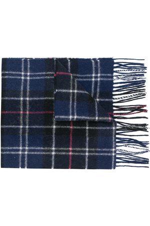 Barbour Men Scarves - Tartan scarf