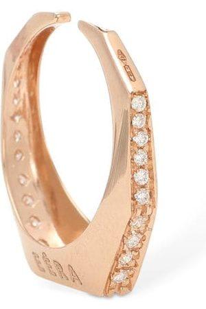 Eera Sabrina 18kt & Diamond Mono Earring