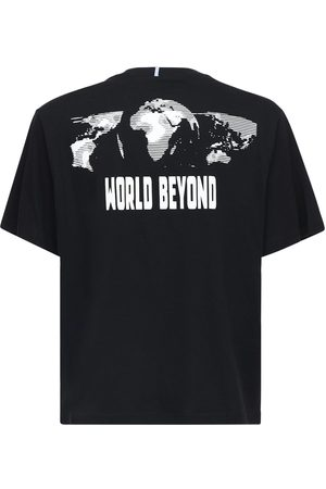 McQ Genesis Ii World Beyond Print T-shirt