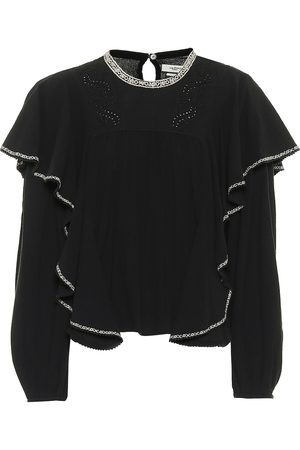 Isabel Marant, Étoile Rayani cotton blouse