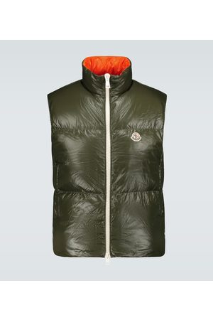 Moncler Exclusive to Mytheresa - Monginevro logo vest