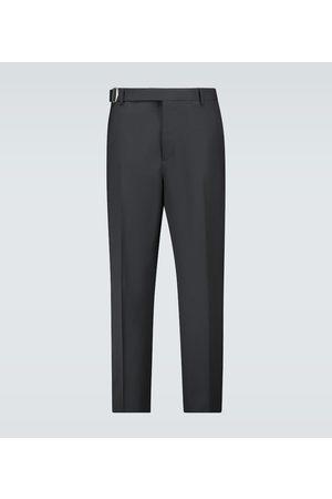 VALENTINO Straight-fit pants