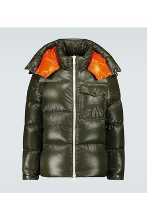 Moncler Exclusive to Mytheresa - Vignemale logo puffer jacket