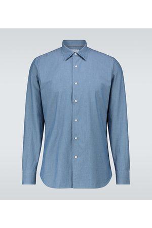 Loro Piana Arthur Preston denim shirt