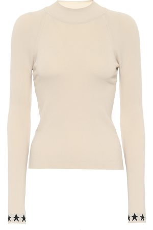 Adam Selman Sport Stretch-jersey top