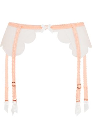 Agent Provocateur Lorna Suspender In Nude And