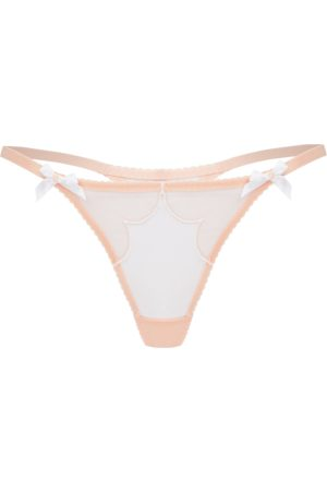 Agent Provocateur Lorna Thong In Nude And