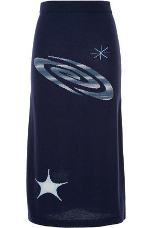 Onefifteen Space knit skirt