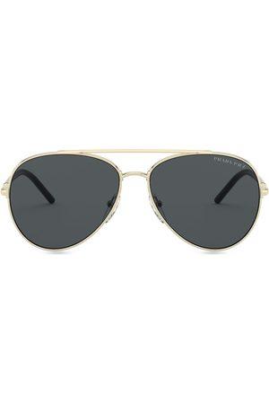 Prada Women Aviators - Decode aviator-frame sunglasses - Grey